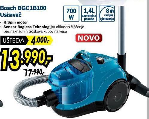 Usisivač BGC1B100