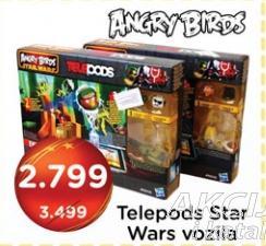 Telepods Star Wars vozila