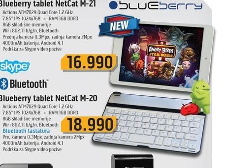 Tablet NETCAT-M21