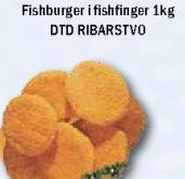 Panirane riblje pljeskavice