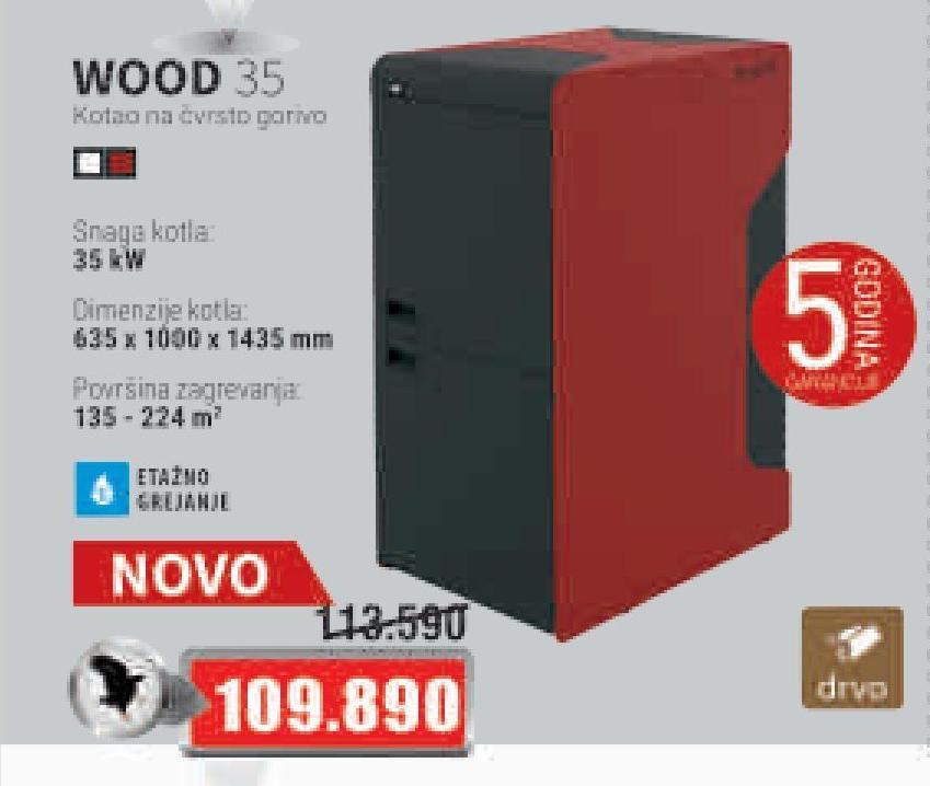 Kotao Wood 35