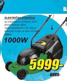 Električna kosačica