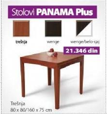 Trpezarijski Sto Panama Plus