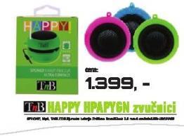 Zvučnik Happy Hpapygn
