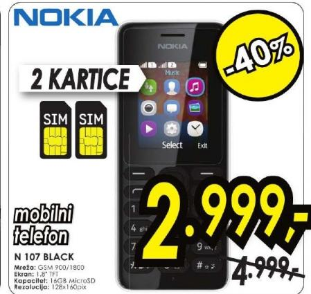Mobilni Telefon N 107