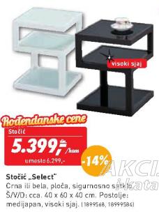 Stočić Select