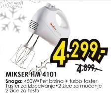 Mikser Hm4101
