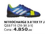 Fudbalske kopačke Nitrocharge 3,0 TRX TF J