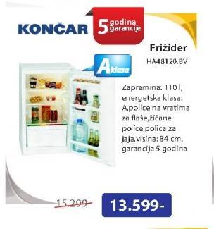 Frižider HA48120.BV
