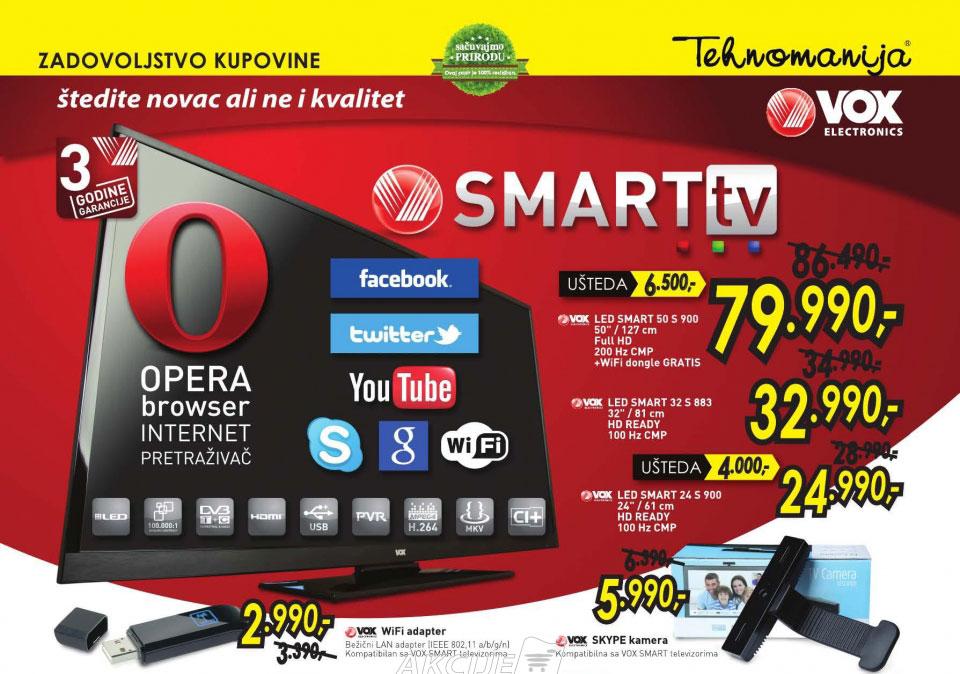 Televizor LED LCD 32S883
