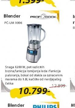 Blender PC-UM1006