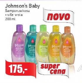 Baby šampon za kosu