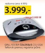 Grill Toster CSS5320