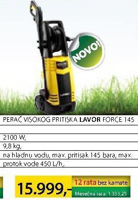 Perač visokog pritiska Lavor Force 145
