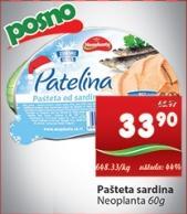 Pašteta sardina