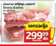 Svinjska slanina sa rebrima