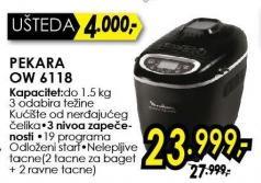 Pekara Ow 6118