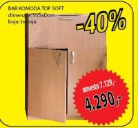 Bar komoda Top Soft