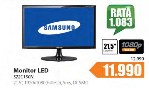 Monitor S22C150N