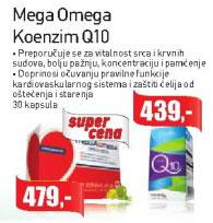 Koenzim Q10 za vitalnos srca i krvnih sudova, bolju pažnju, koncentraciju i pamćenje