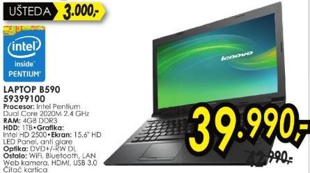 Laptop B590 59399100