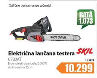 Električna lančana testera 0780AT