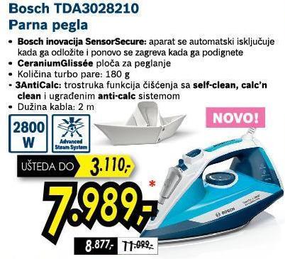 Pegla Tda3028210