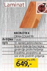 Laminat Kronotex Orah Country