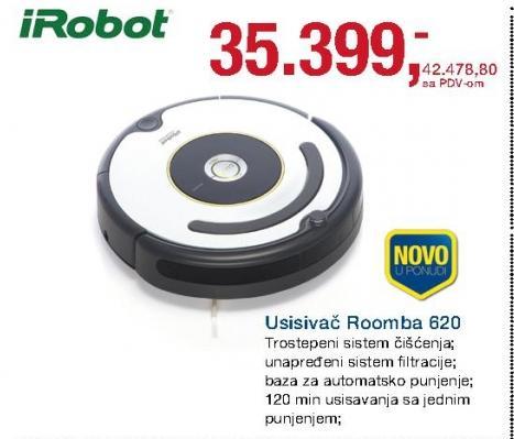 Usisivač Roomba 620