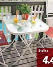 Baštenski sto Colour