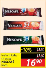 Kafa instant
