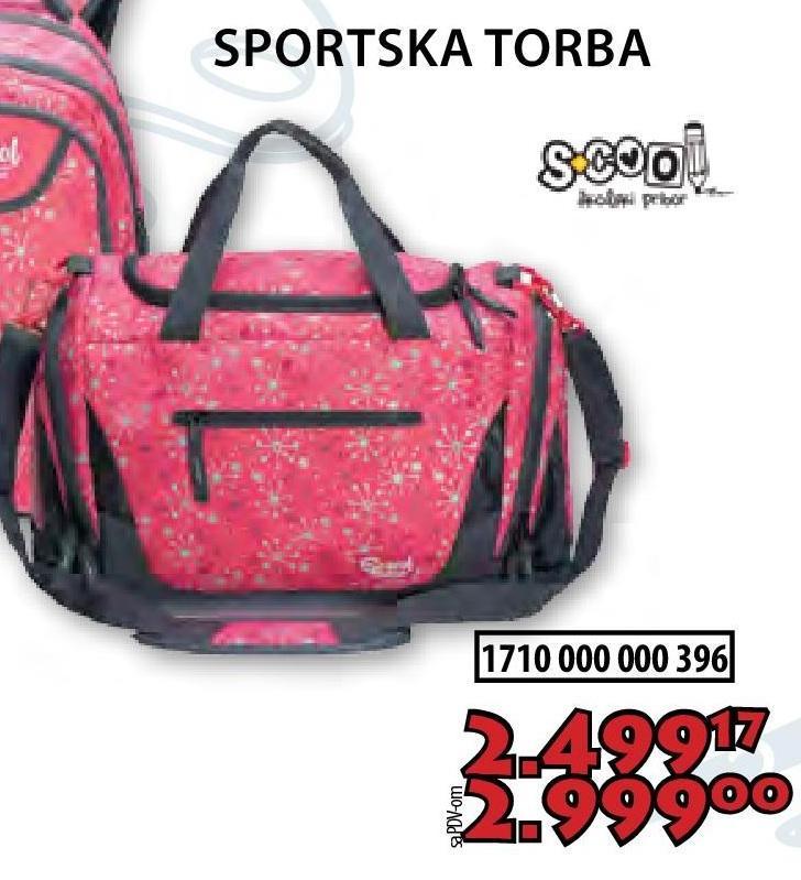 Torba sportska
