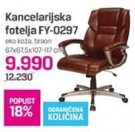Kancelarijska stolica FY-0297