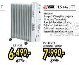 Uljani radijator LS1425
