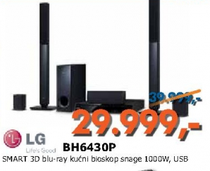 SMART 3D blu-ray BH6430P