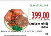Roštilj meso
