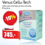 Venus Cellu-Tech Ultra jak tretman protiv celulita