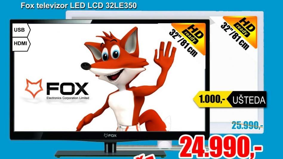 Televizor LED LCD 32LE350