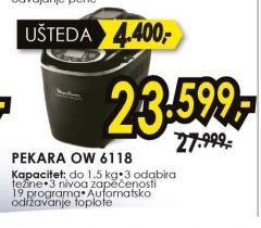Mini Pekara Ow6118