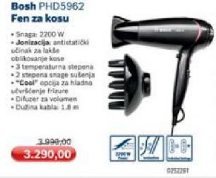 Fen za kosu PHD 5962
