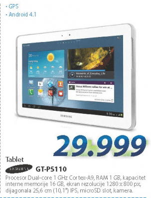 Tablet GT-P5110