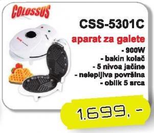 Aparat za galete Css-5301c