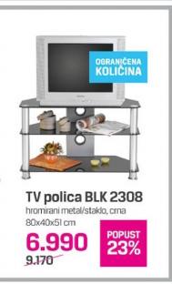 TV polica BLK 2308