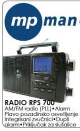 Radio Rps 700