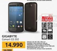 Mobilni Telefon Gsmart Gs202 Dual Sim