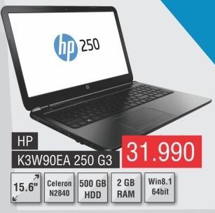 Laptop K3w90ea 250 G3