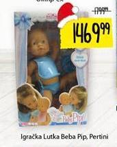 Igračka lutka beba