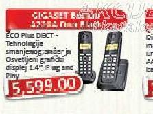 Bežični telefon A220A Duo