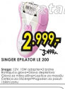 epilator LE 200