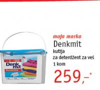 Denkmit, kutija za deterdžent za veš